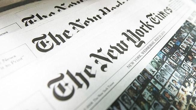 New York Times: Clinton'ı destekliyoruz