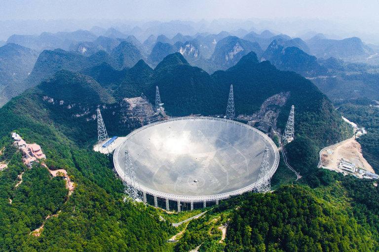 Dünyanın en büyük teleskobu uzayda yaşam arayacak