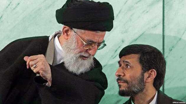 Hamaney'den Ahmedinejad'a 'seçimlere katılmama' tasviyesi