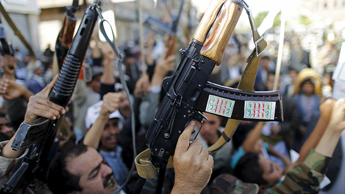 Husiler'den Suudi Arabistan'a ateşkes teklifi