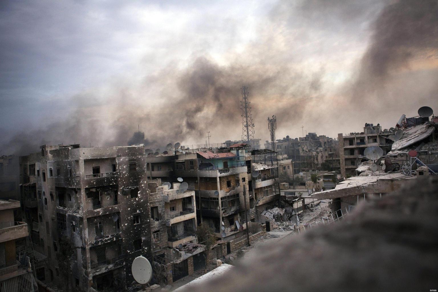 Suriye'de neden sadece askeri çözüme yer var?