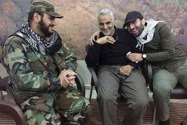 Kasım Süleymani'ye yakın Şii komutan Halep'te öldürüldü