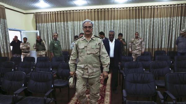 Libya'nın doğusu askeri cuntaya mı evriliyor?