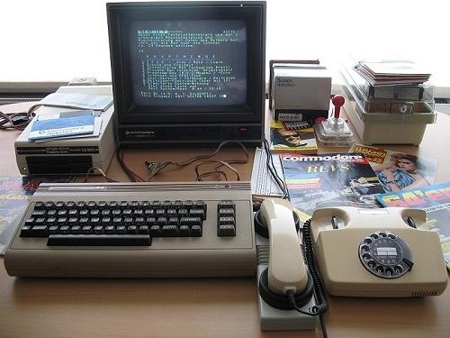 Commodore 64'ün 25 yıllık kullanıcısı bulundu