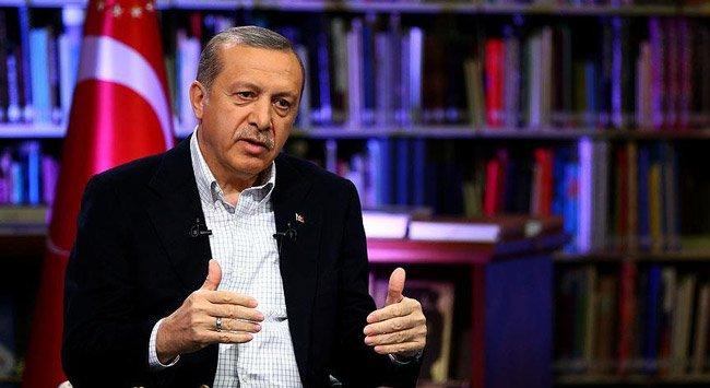 Erdoğan: Mahkeme kararı aramadan teröristleri teslim ettik