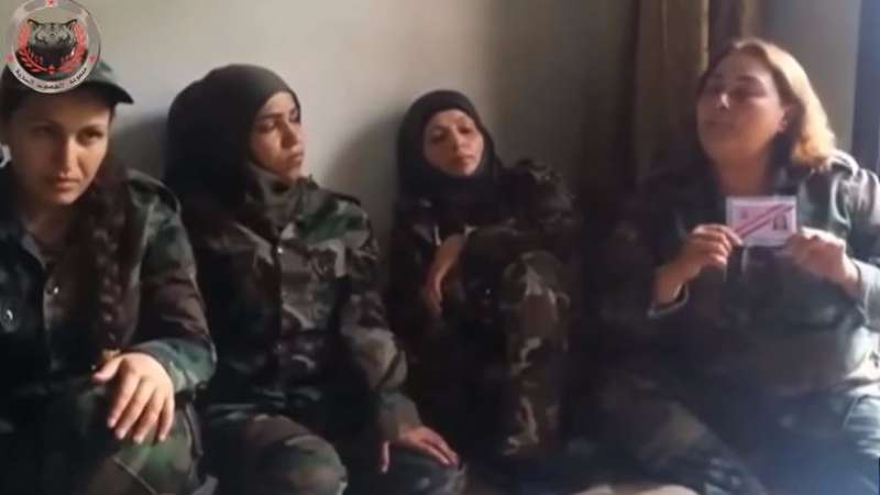 Esed'in kadın askerleri: Cinsel istimara maruz kaldık