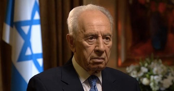 """""""Şimon Peres bir sahtekardı"""""""
