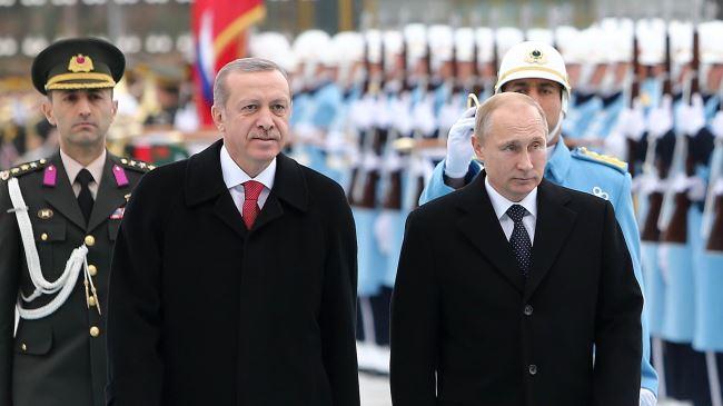 Putin 10 Ekim'de Türkiye'ye gidiyor