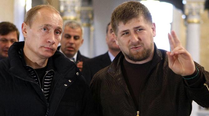 Kadirov üçüncü kez liderlik koltuğunda