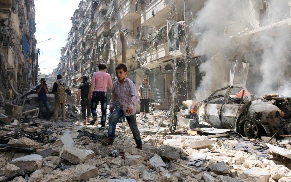 """""""Halep'in doğusu tamamen yok olabilir"""""""