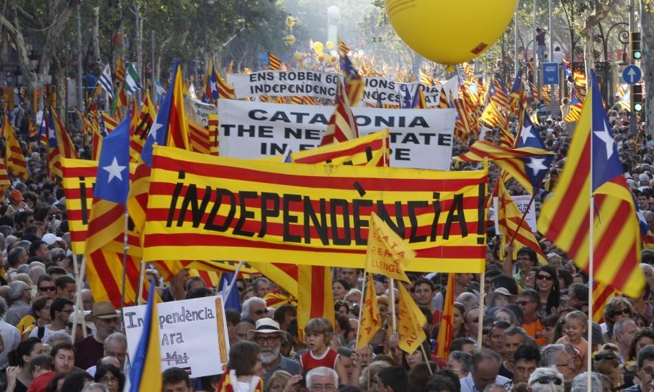 Katalonya'da bağımsızlık referandumu yapılacak