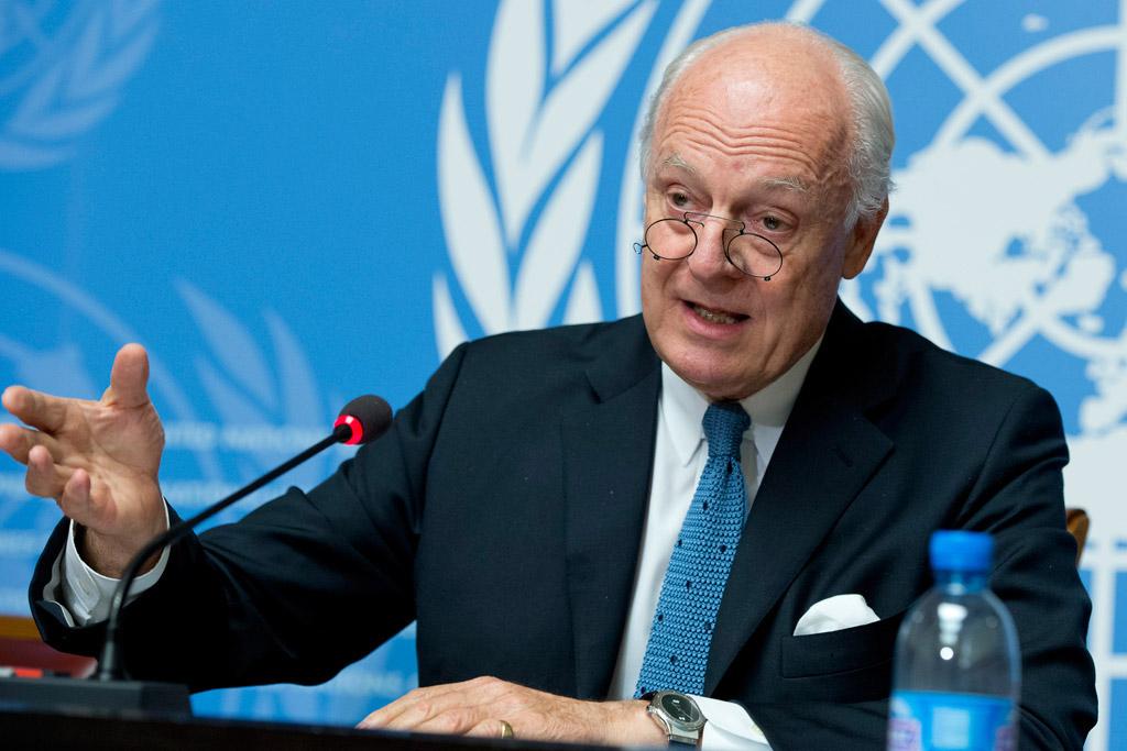 Muhaliflerden De Mistura'ya 'Nusra' cevabı: İstifa et!