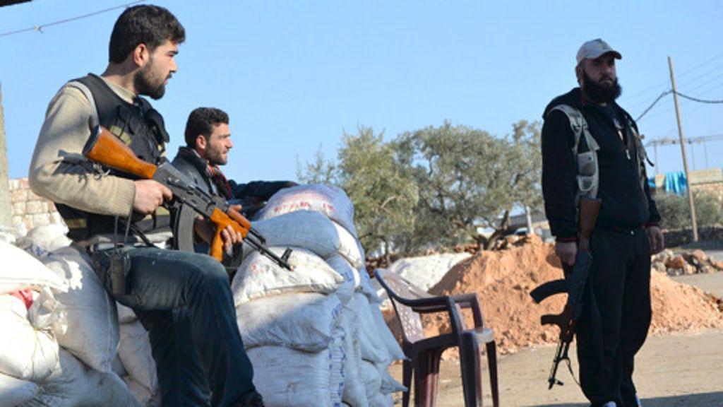 Suriye'de muhalif gruplar arasında anlaşmazlık