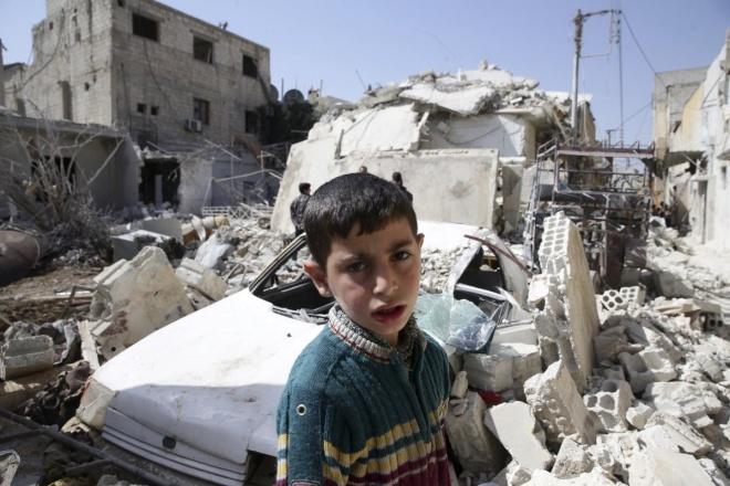 """""""Türkiye Halep'i feda edecek mi?"""""""