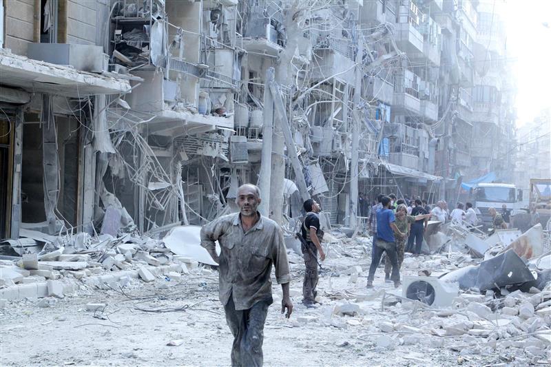 """""""Müslümanlar Halep için birleşmeli"""""""