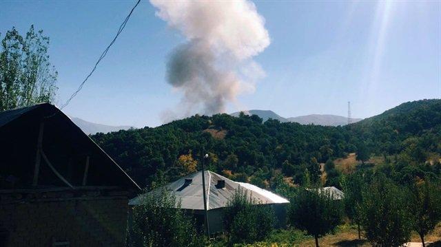 """Hakkari'de karakola saldırı: """"9 asker ile birlikte 8 vatandaş da hayatını kaybetti"""""""