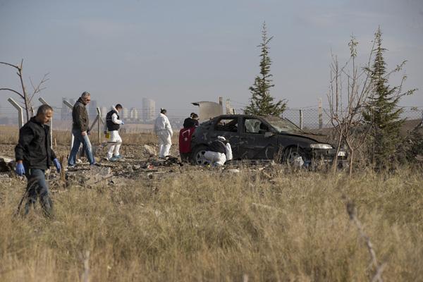 Adalet Bakanı Bozdağ: Büyük bir felaket önlendi