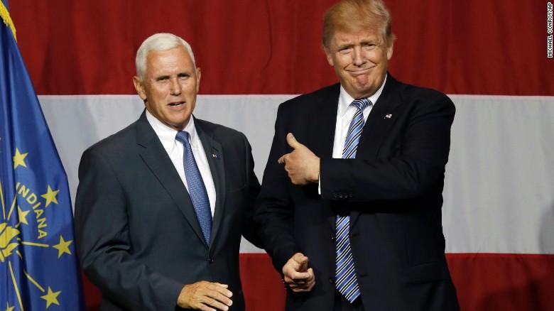 Trump'a bir tepki de sağ kolundan: Sözlerinin savunulacak yanı yok