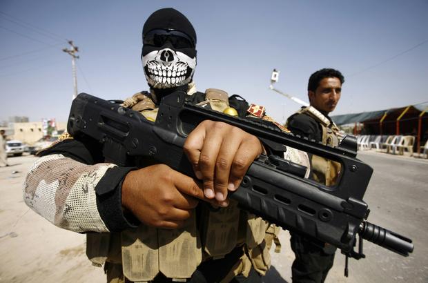 Irak güçleri Türk birliklerini  tehdit ediyor