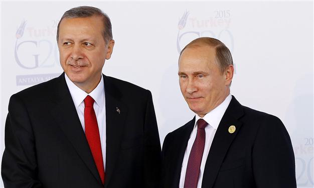 Putin bugün Türkiye'de; Türk Akımı imzalanabilir