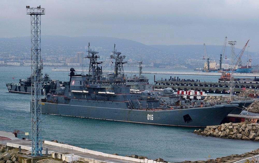 Rusya, Suriye'de kalıcı donanma üssü kuracak