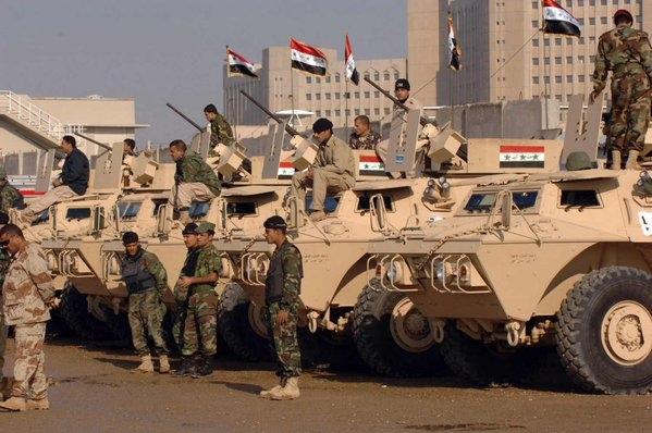 Bağdat Hükümeti, Musul'a askeri sevkiyat yapıyor