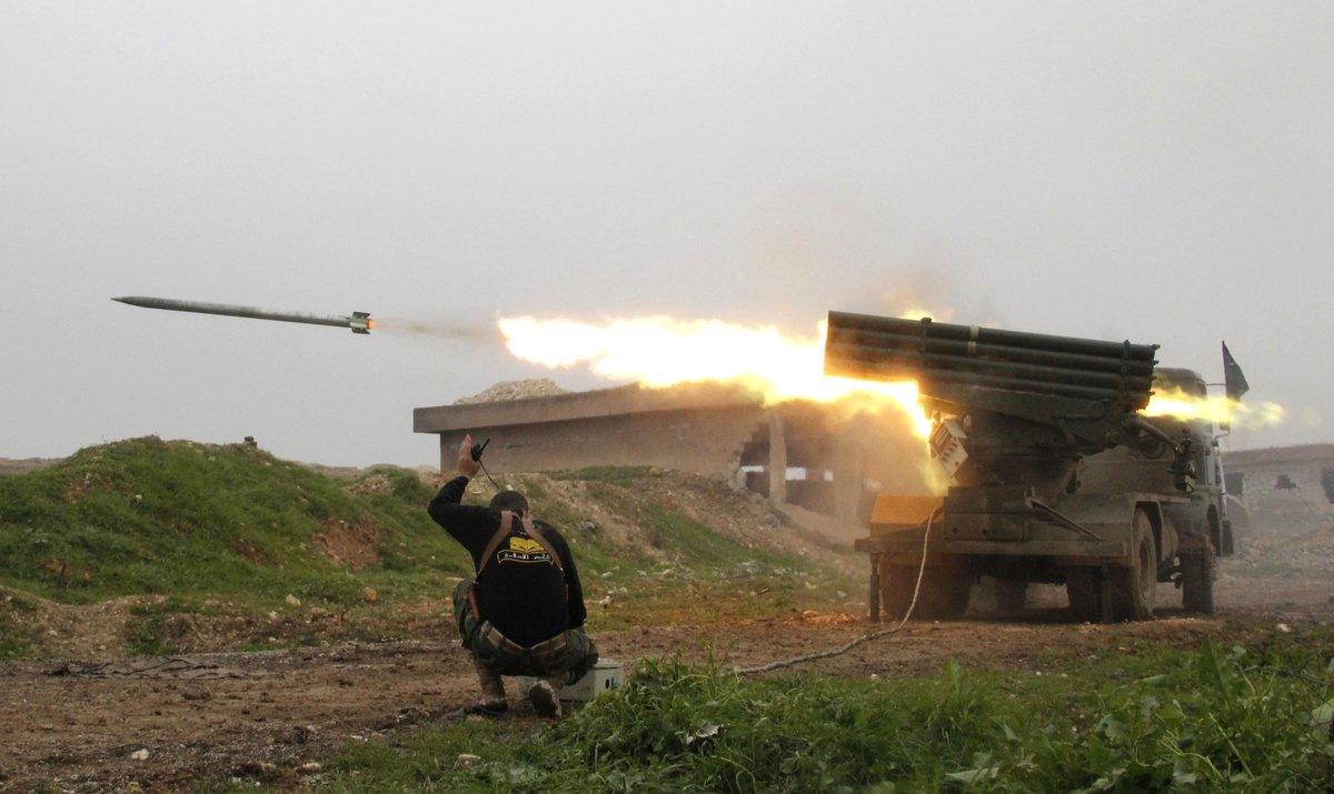 Muhalifler Lazkiye'de 'Aşura Operasyonu'nu başlattı