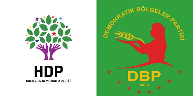 Diyarbakır'da  HDP ve DBP'den 50 kişi gözaltına alındı
