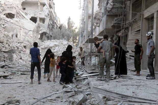 Fransa Halep'te işlenen savaş suçlarıyla ilgili UCM'ye başvurmayı planlıyor