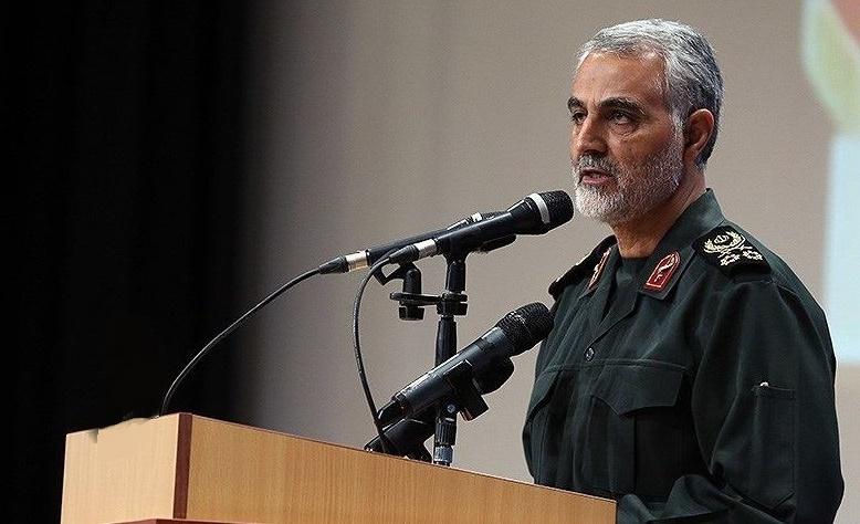 Kasım Süleymani: IŞİD, İran'la savaşmak için kuruldu