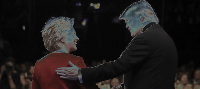 ABD medyası başkanlık seçiminde tarafını seçti