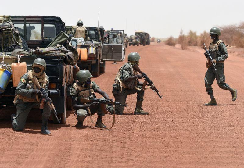 Mali'de BM devriyesine canlı bomba saldırısı