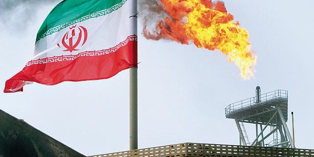 """""""İran doğalgazı kesebilir"""""""