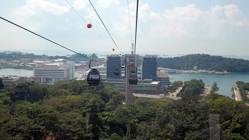 Singapur topraklarından 10 kat büyük askeri üs kuruyor