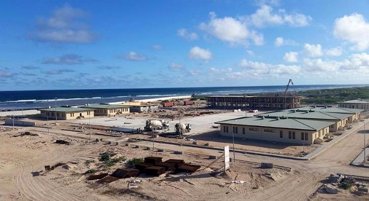 Somali'deki Türk üssü yılbaşında açılacak