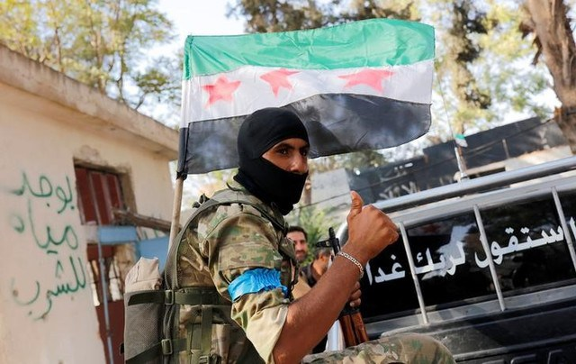 Kuzey Suriye'deki ÖSO grupları tek çatı altında birleşiyor
