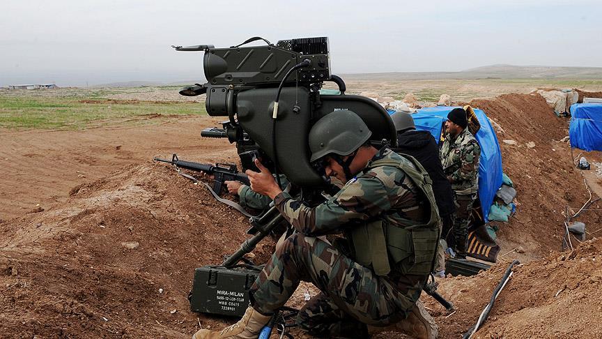 TSK'nin eğittiği savaşçılar Musul operasyonuna katılacak