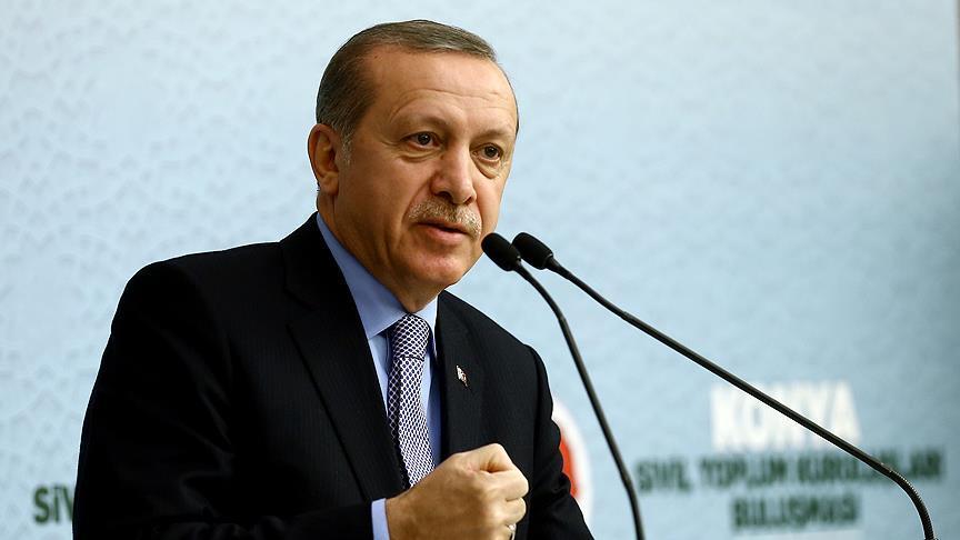 Erdoğan: Kusura bakma Başika'dan çıkmam