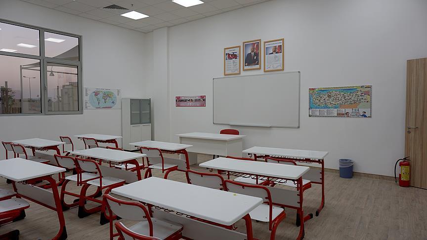 Katar'da ilk 'Türk Okulu' bugün açılıyor
