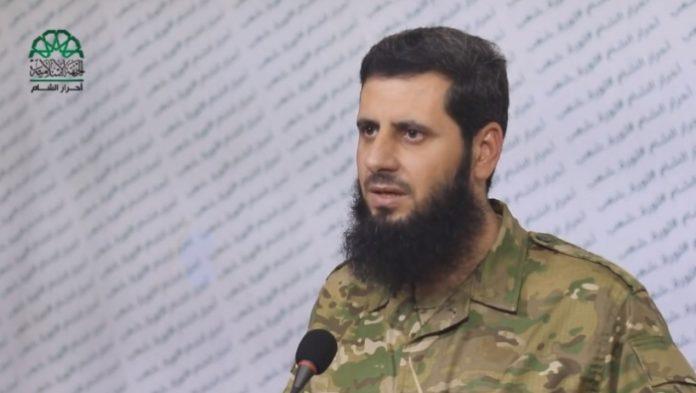 Ahrar'uş Şam lideri: Fırat Kalkanı oyunu bozdu