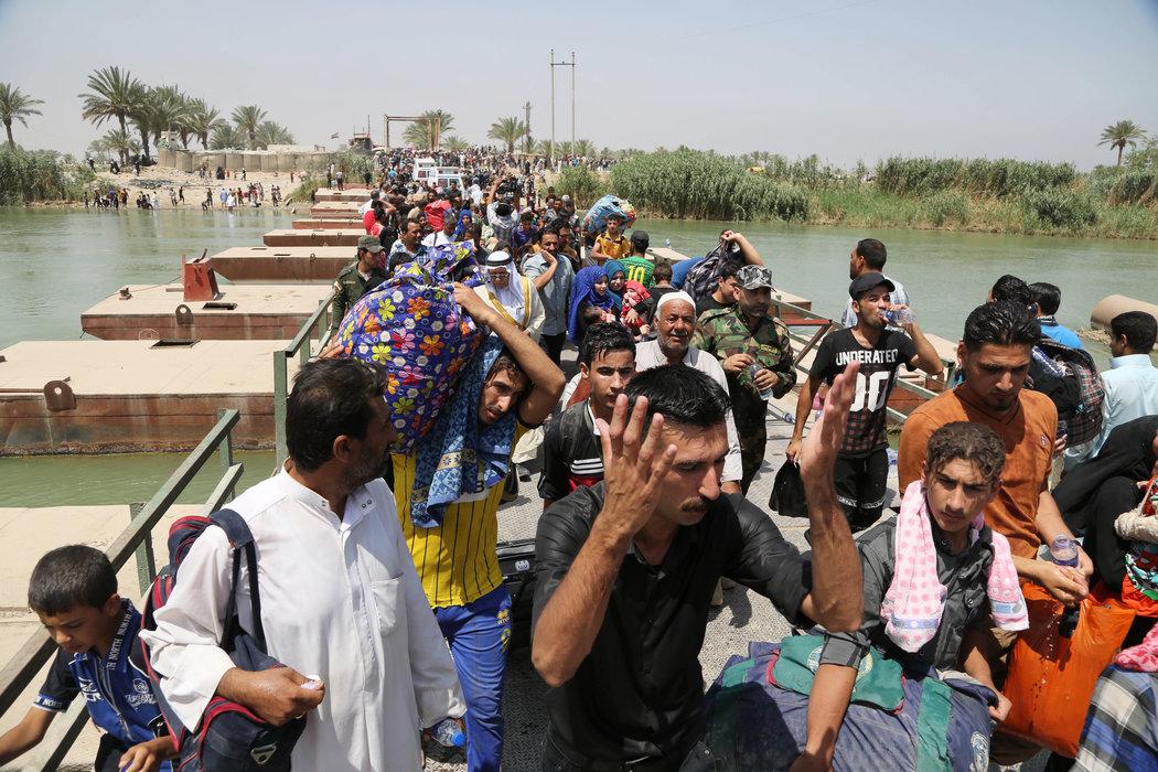 """""""Irak ordusu ve Şii milisler savaş suçu işliyor"""""""