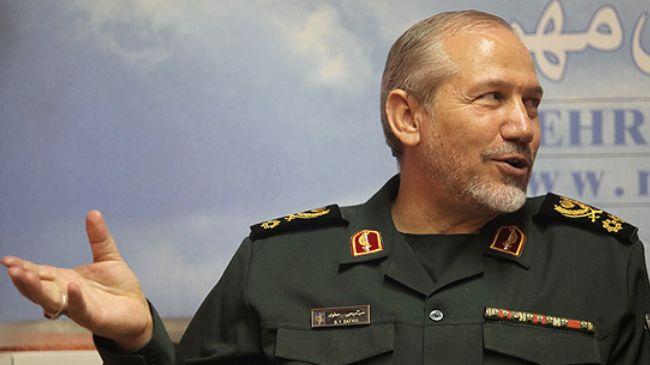İranlı askeri danışman:  ABD, bölgede bizi güçlendirdi