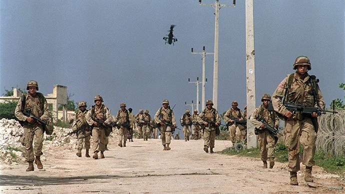"""""""ABD, Somali'de gizli savaş yürütüyor"""""""