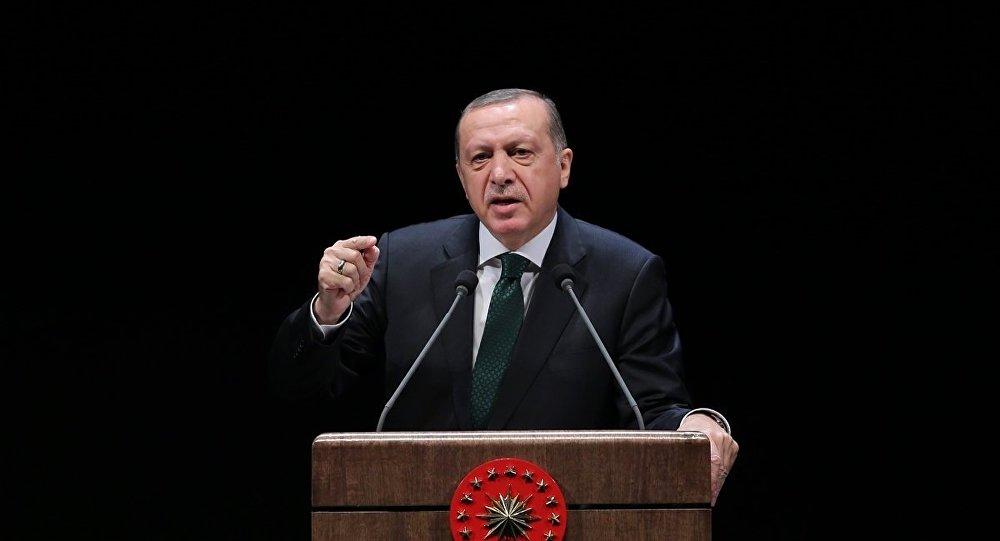 Erdoğan: PYD Menbic'i boşaltacak