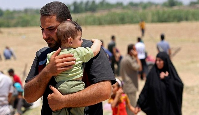 Musul'da 1 milyon kişi yerinden olabilir