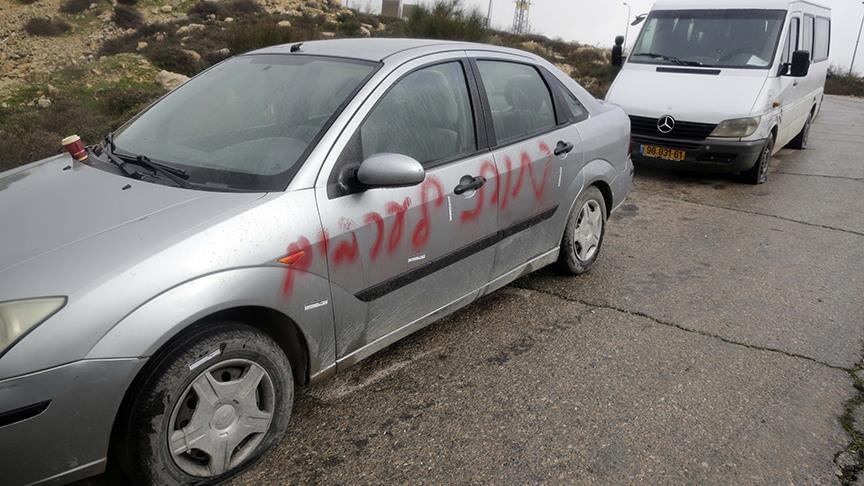 Kudüs'te Yahudilerden ırkçı saldırı