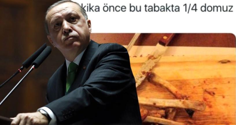 """""""Erdoğan CHP'ye domuz tweetleri üzerinden yüklenecek"""""""