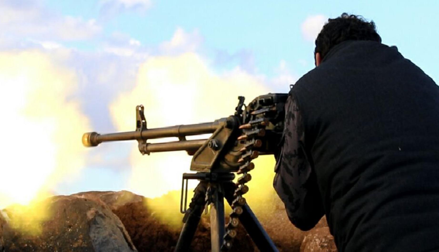 Muhalifler İdlib'de rejimi durdurdu