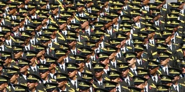 Konya 3. Ana Jet Üs'te 40 asker gözaltına alındı