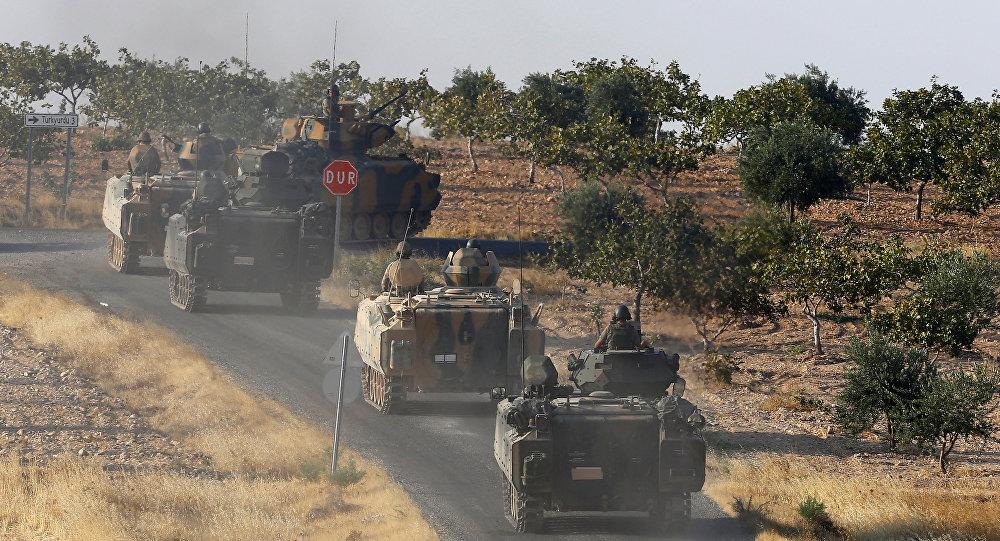 Afrin harekatı ve jeostratejik şartlar
